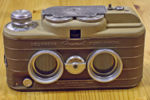 "View-Master Personal (1952), version ""tan"""