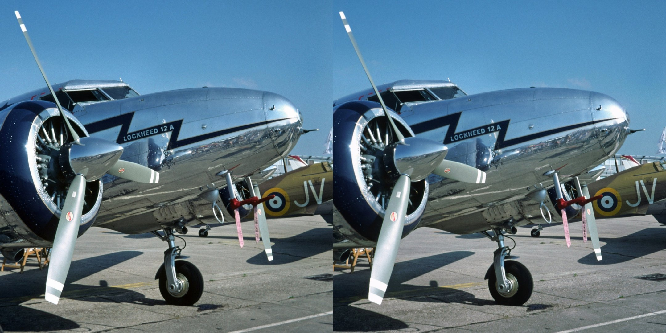 2011 Avion lockheed 12 a